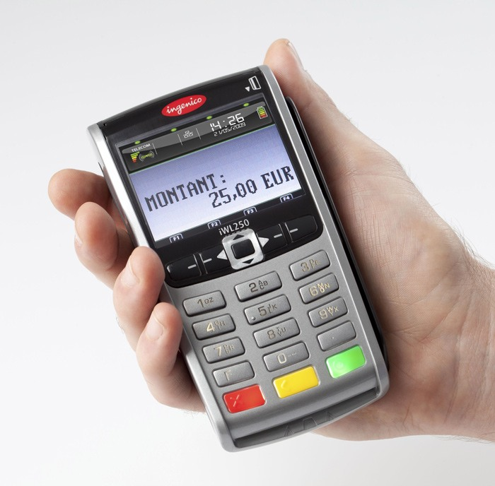 Ingenico iWL250 Mobile Payment Device