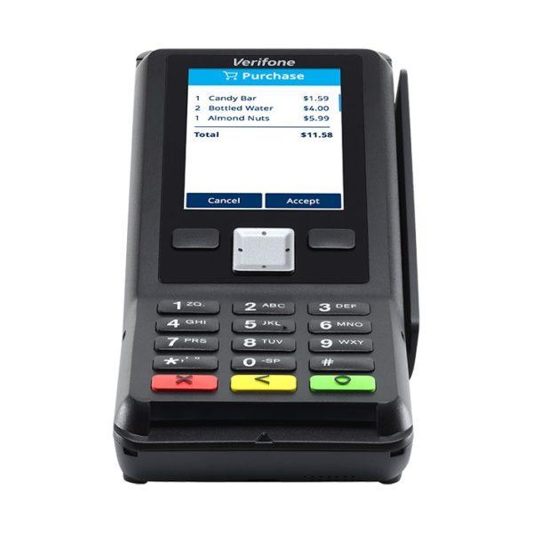 Verifone Terminal de Paiement V200c Sans contact RTC IP