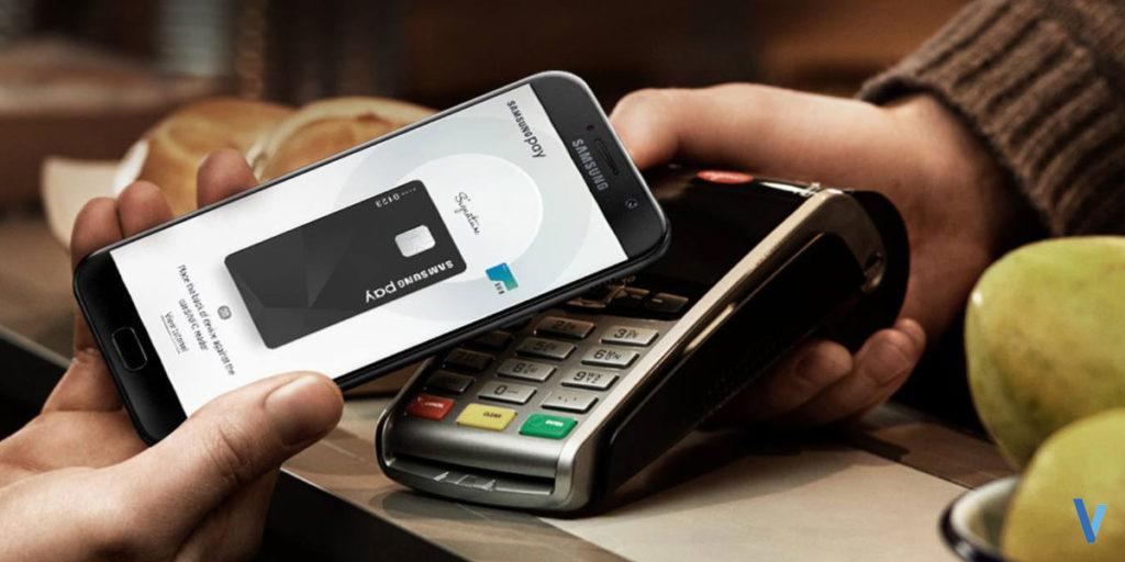 Terminal de paiement sans contact - Paiement mobile