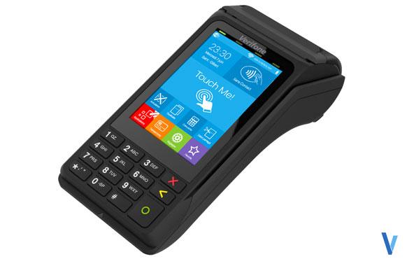 Terminal de paiement mobile  V240m Verifone 3G Bluetooth WIFI