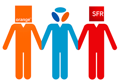 sim multi-operateur Orange Bouygues Sfr