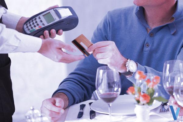terminal de paiement portable wifi / bluetooth
