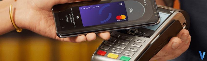 tpe avec paiement mobile en sans-contact