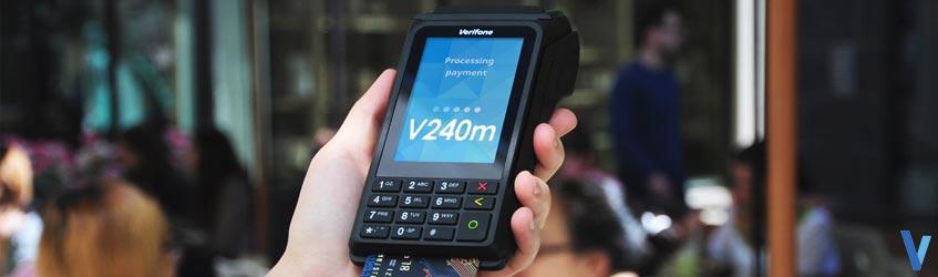 terminal de paiement mobile