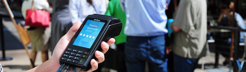 terminal de paiement mobile 4g/3g/gprs sans-contact