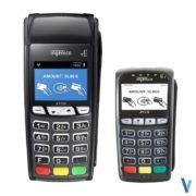 pack terminal de paiement ingenico ict250 2ls sans-contact avec pinpad ipp310 sans contact