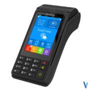 lecteur cb sans fil portable sans contact v240m wifi bt base rtc ip