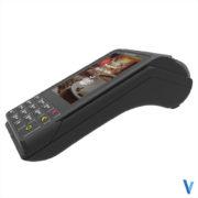 tpe sans fil portable verifone wifi bluetooth v240m sans contact