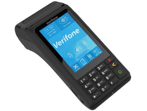 terminal cb verifone v240m Wifi Blueooth ip rtc