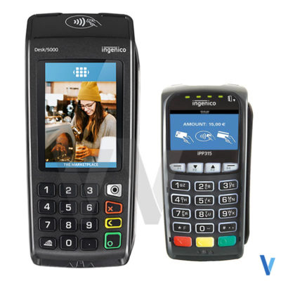 pack terminal CB  Ingenico desk 5000 3g gprs pinpad ipp315 ingenico sans contact