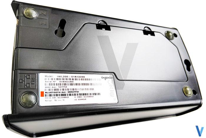socle chargeur & bluetooth avec modem rtc/ internet-ip